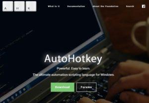 マルウェアに利用されるAutoHotky(AHK)