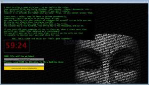 背景画面が新しくなった「Jigsaw ランサムウェア」