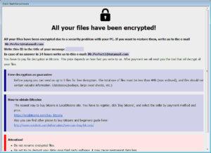 「.Viper」拡張子に暗号化するBlackHeartランサムウェア