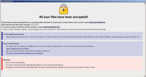 「.cmb」「.combo」「.brrr」拡張子に暗号化するDharmaランサムウェアが感染拡大。