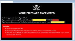 「.ROGER」「.ncov」「.self」拡張子に暗号化するDharmaランサムウェア