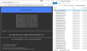 「.Ipcrestore」拡張子に暗号化するGlobeImposterランサムウェアが発見されました