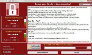 「.WNCRY」拡張子ランサムウェア・ウイルス、大規模サイバー攻撃の詳細について解説します