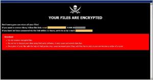 「.Crypt」「.LCK」「.259」「.bH4T」「.Acuf2」拡張子に暗号化するDharmaランサムウェア