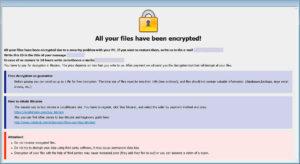 「.msf」「.lock」「.yoAD」拡張子に暗号化するDharmaランサムウェア