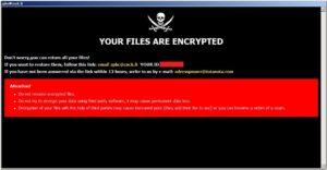 「.zphs」「.back」「.graysuit」「.swagkarna」「.4o4」「.ctpl」「.error」「.gold」拡張子に暗号化するDharmaランサムウェア